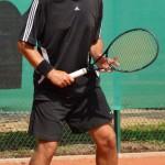 I Mistrzostwa Jasła w Tenisie Singiel mężczyzn 6/7 wrzesień 2014