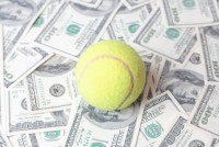 money in tennis