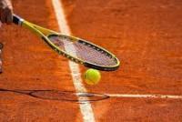 tenis obraz